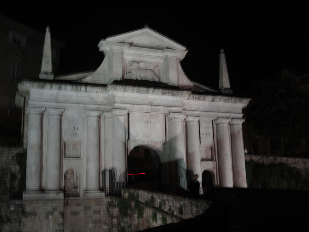 S. Giacomo by night