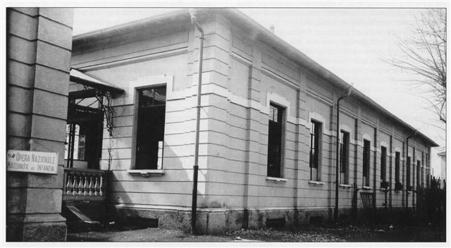 41 - Un'ala dell'asilo Olivari