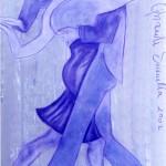 Tango viola - dalla mostra i tango