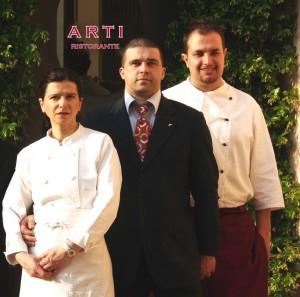Da sinistra, Claudia Brunelli, Giorgio Cazzaniga, Gianluca Ghisalberti