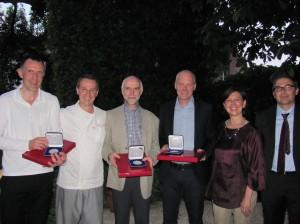 Ospiti norvegesi a Bergamo nel nome dello stoccafisso.