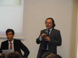 Bertogli e Luca