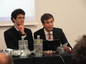 Luca Allevi e Giovanni Nosari