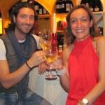 Luca Locatelli e Eleonora Spallino