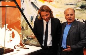 Gianluca Andreotti e Augusto Sciacca