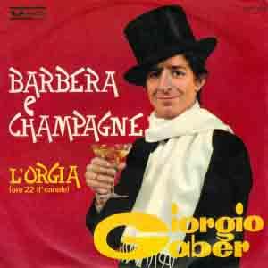 Barbera e Champagne