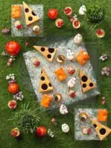 Il piatto ideato dallo chef Pasquarelli
