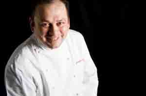Lo chef Chicco Coria