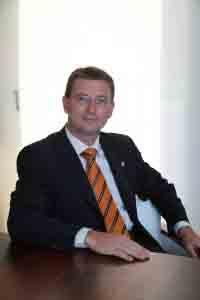Enrico Rota  presidente del Consorzio Valcalepio.