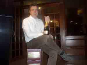 Giovanni Mauro Freschi organizza una cena abbinata a Champagne Krug.