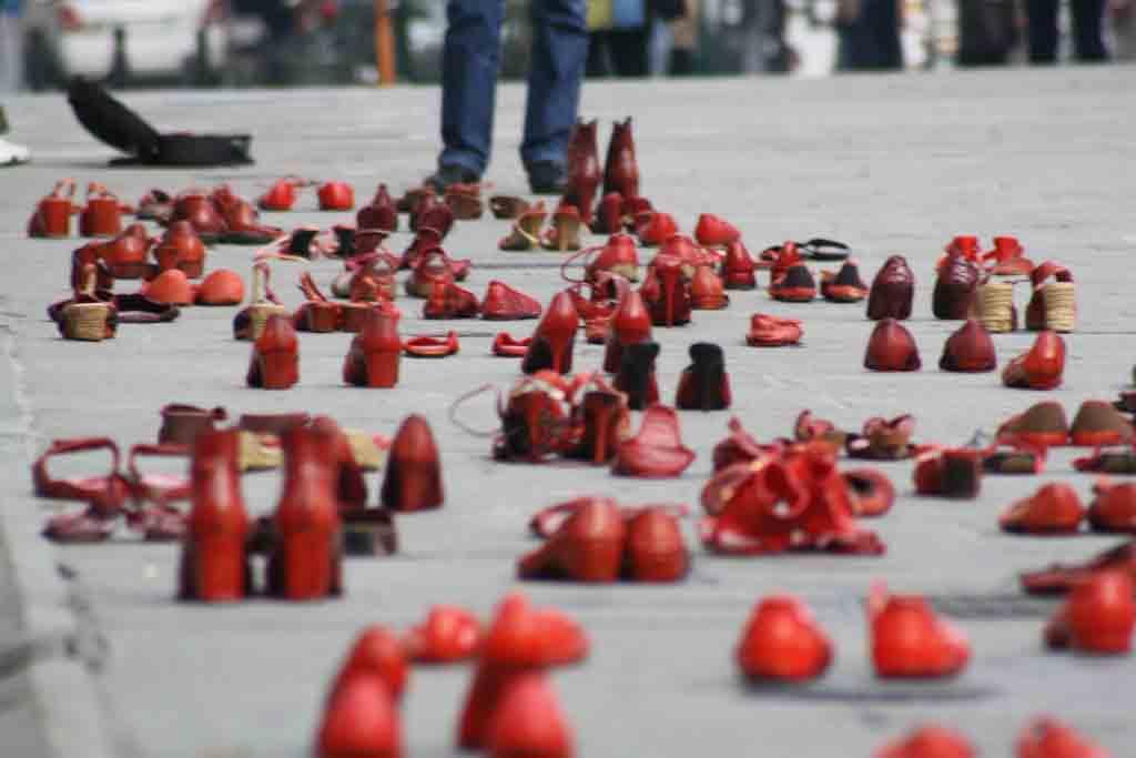 Zapatos rojos_foto di Daniele Pellizzoni