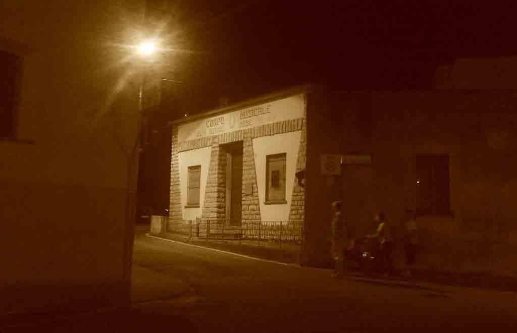 la sede del Corpo Musicale Elia Astori
