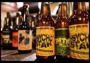 Alcune birre Elav