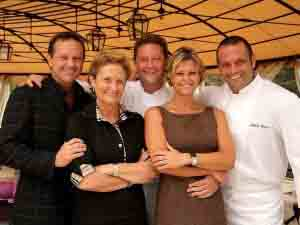 La famiglia Cerea Da Vittorio.
