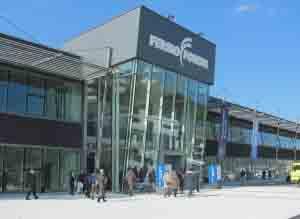 La struttura ampliata e rinnovata del Fermo Forum.