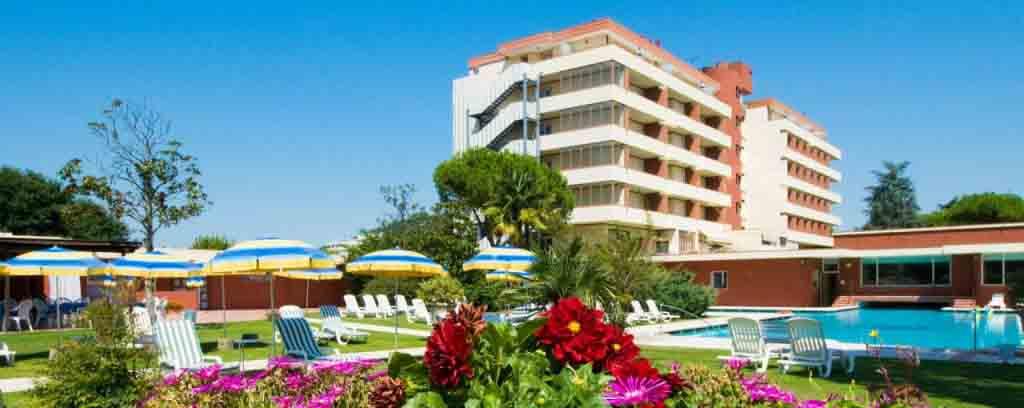 Hotel Terme Imperial di Montegrotto (Pd).
